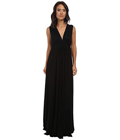 Rachel Pally Long Sleeveless Caftan (Black 2) Women