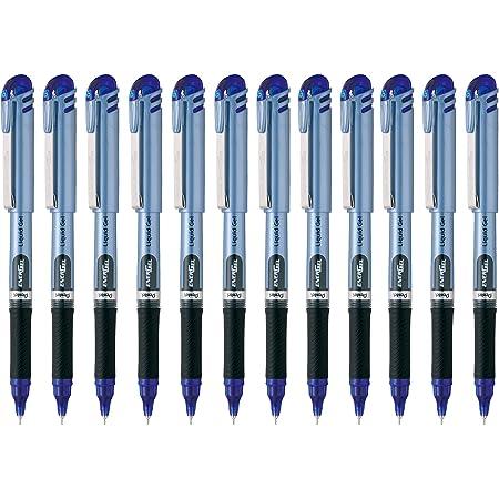 Black or Blue Gel Ink Pens 0.35 mm Needle Point