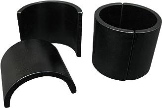 """Adaptador Reductor de Aluminio Montura Mira Telesc/ópica RSM04 30mm a 25,4mm 1/"""""""
