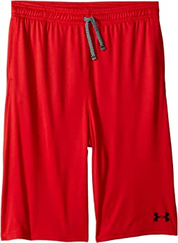 UA Prototype Wordmark Shorts (Big Kids)