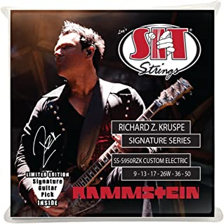 SIT Strings S.I.T. Stay In Tune SS-S950RZK Richard Kruspe Signature Series Power Wound Electric (