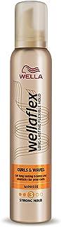 WELLA Wellaflex Curls & Waves Strong Hold Mousse - 200 Ml