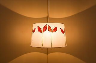 Lampada da soffito/Paralume Fiori 35cm