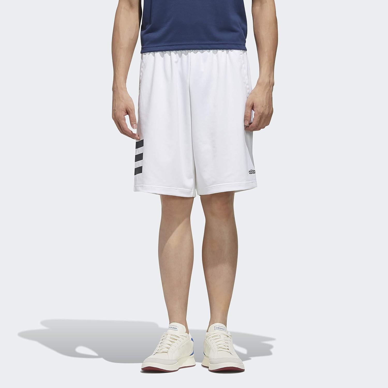 adidas Mens Design 2 Move 3-Stripes Shorts