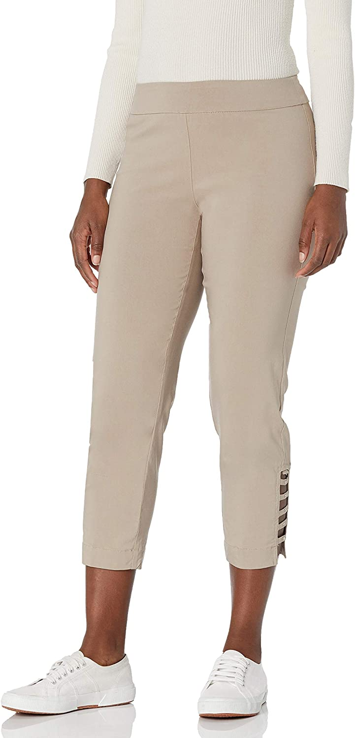 SLIM-SATION Women's Solid Finally popular brand Pant Skinny Al sold out.