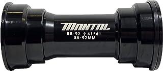 Mantal Bottom Bracket BB92 86-92mm Press Fit Type, 24mm Crankset, Carbon Shell, Double G5 Level Ceramic Bearings, Quality ...