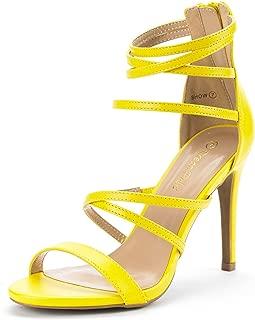 Women's Show High Heel Dress Pump Sandals
