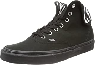 Vans Authentic Hi-2 (Zebra) Black/Black