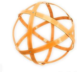 Genesa Crystal, Purificatore energia, Dispositivo orgonico 32 cm diametro, Arancio