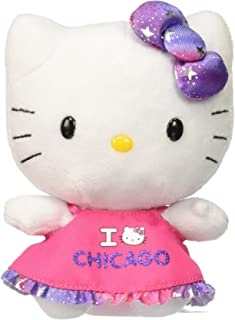 Ty Beanie Babies Hello Kitty Plush, Chicago