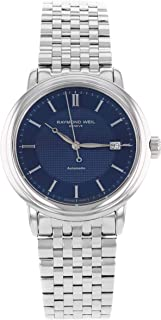 Raymond Weil Freelancer Automatic Blue Dial Stainless Steel Mens Watch 2837-ST-50001