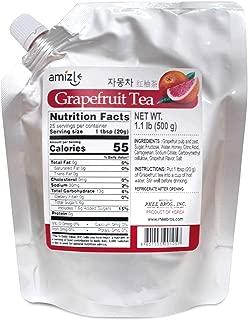 Amizle Grapefruit Tea, 1.1 Pound