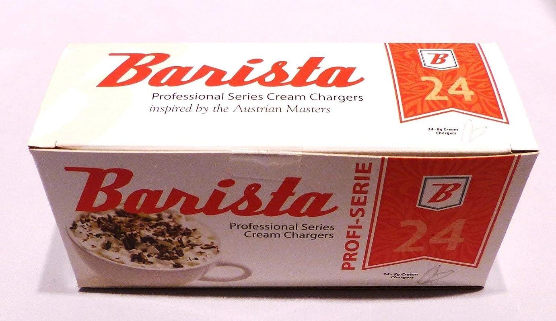 120 Barista Whipped Cream Chargers N2O Nitrous Oxide Whip Cream Fresh