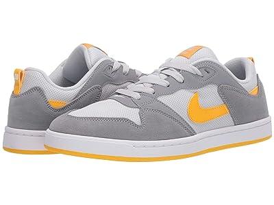 Nike SB Alleyoop (Particle Grey/University Gold) Men