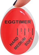 Egg Timer Color Changing, Egg Timer for Boiling Soft or Hard Boiled Eggs, Bpa Free