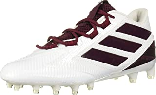 Best maroon and white adidas football cleats Reviews