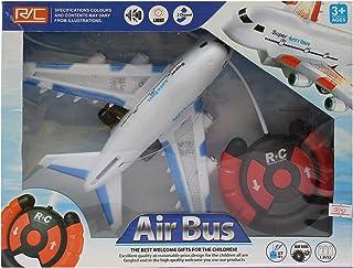 RC Air Bus For Boys Car Racetracks - Multi Color