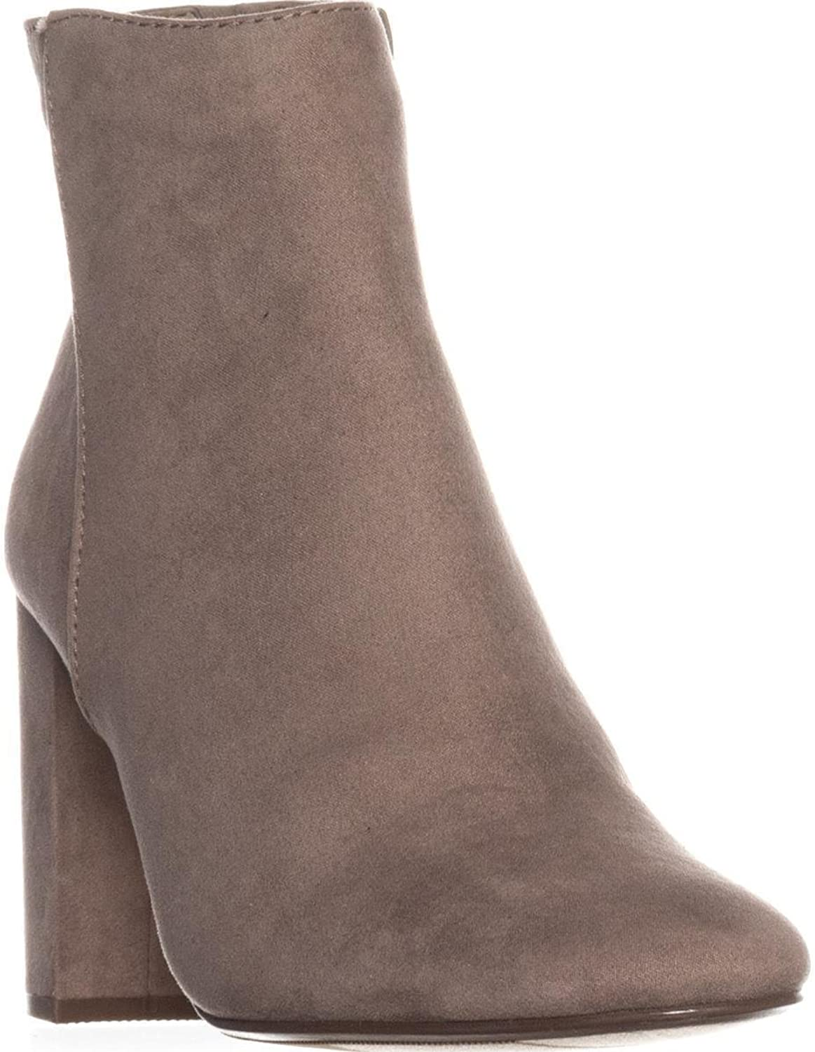 MG35 Cambrie Ankle stövlar, grå, 7 US