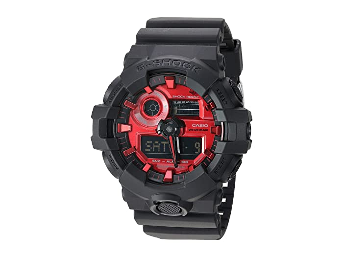 G-Shock  GA700AR-1A (Black) Watches