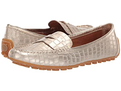 Born Malena (Gold Croc Metallic) Women