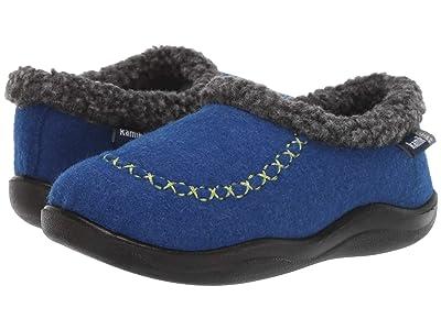 Kamik Kids Cozycabin 2 (Toddler/Little Kid/Big Kid) (Blue) Kids Shoes