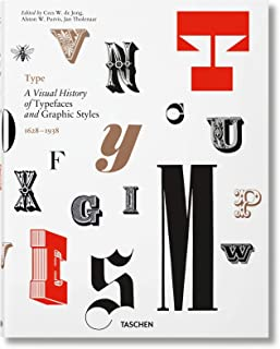 Type. A Visual History of Typefaces & Graphic Styles: VA (Varia)
