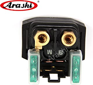 Arashi Electrical Starter Solenoid Relay for YAMAHA YZF R1 R6 1995-2007 / GTS1000 YZF 1000 1993 1994 1997 Motorcycle Accessories 1996 1998 1999 2000 2001 2002 2003 2004 2005 2006