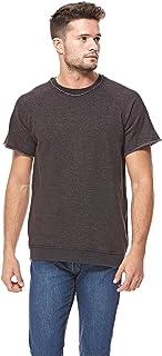 Brave Soul T-Shirts For Men, Charcoal XL