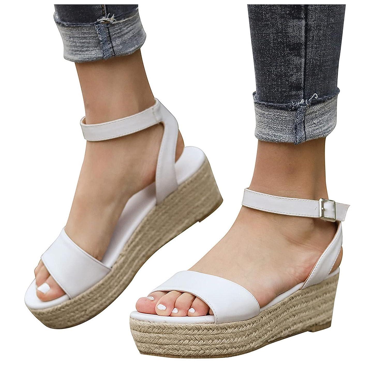 Padaleks Raleigh Mall Sandals for Women Dressy Platform Espadrille Summer discount Wed