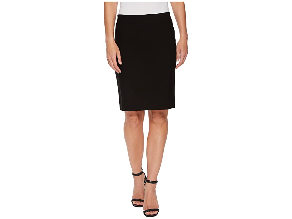 Karen Kane Pencil Skirt (Black) Women