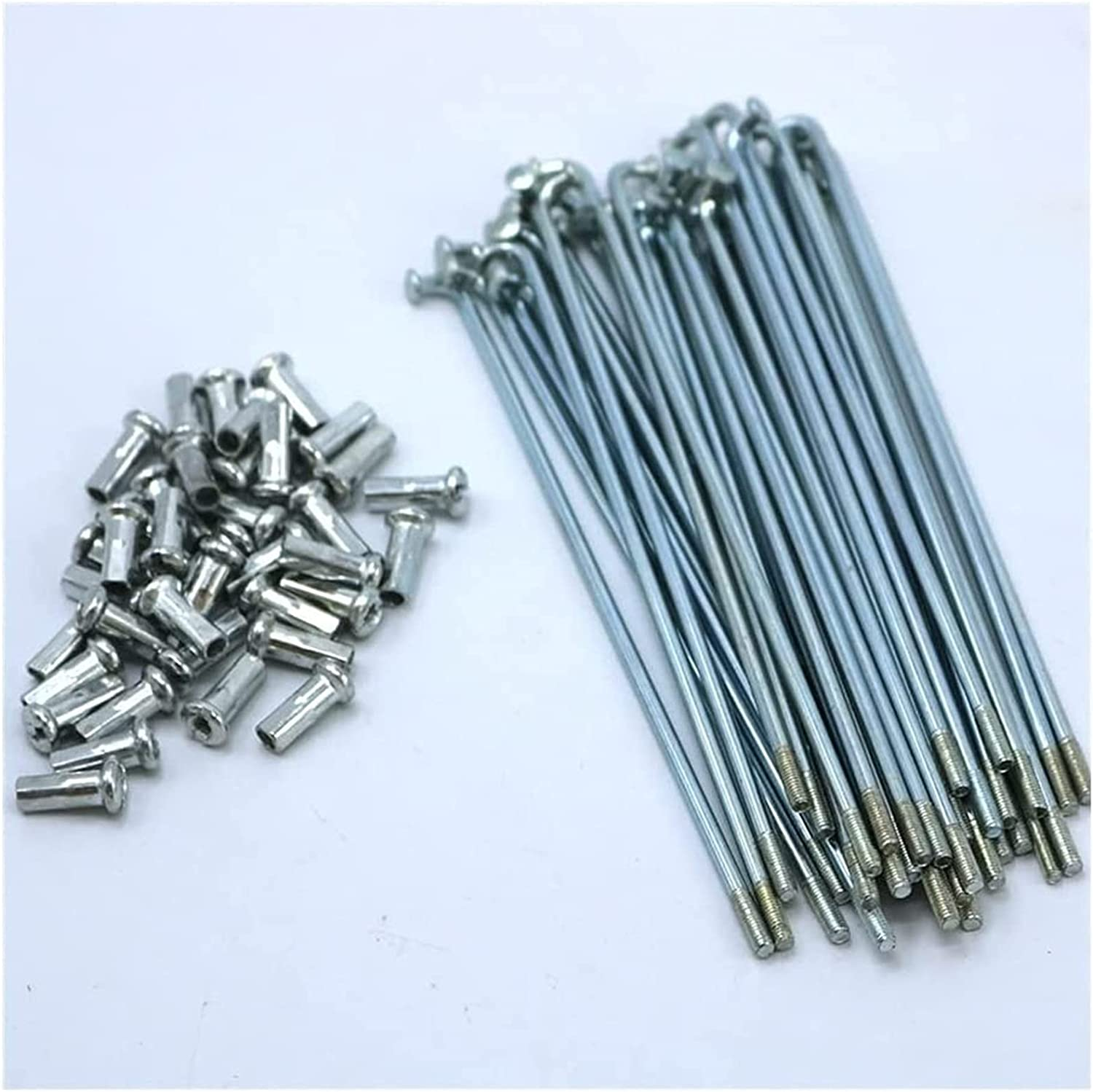 Japan's largest assortment Sales results No. 1 Bianlang Bike Spokes Electric Bicycle Length 2.5mm 12G Diameter