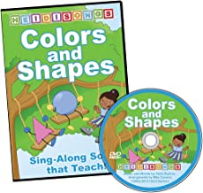 Colors and Shapes Animated DVD