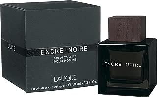 Lalique Perfume - Encre Noire by Lalique - perfume for men - Eau de Toilette, 100ML