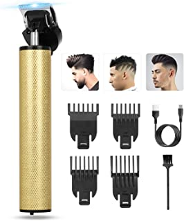 YESMET Hair Clippers for Hair Cutting, 6H Cordless Zero Gapped Trimmer for Men, Detail Ornate...