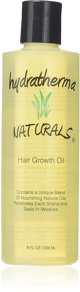 Hydratherma Naturals Hair Growth Oil, 8.0 oz.