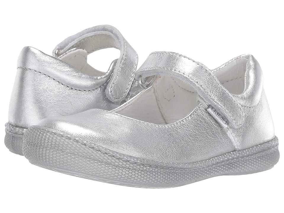 Primigi Kids PTF 34321 (Toddler) (Silver) Girl