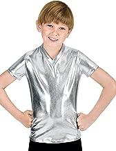 Double Platinum Boys Short Sleeve T-Shirt N7086C