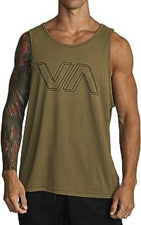 Men's Va Offset Tank