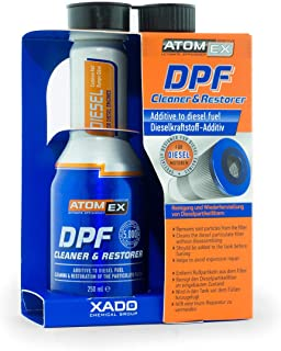 XADO DPF(Diesel Particulate Filter) Restorer Additive Cleaner - 250ml