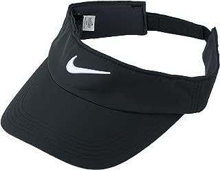 Nike Golf Tech Visor (Black/White)