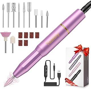 Amazon.es: Aparatos eléctricos y accesorios para manicura y pedicura - Utensilios y accesorios: Belleza