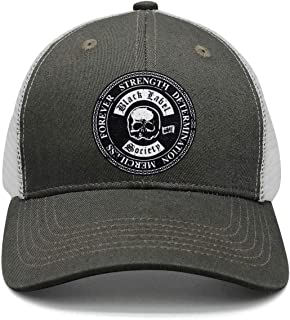 Men Women Black-Label-Society-Black-Label-Society- Plain Baseball Cap Adjustable Unisex Visor Hat