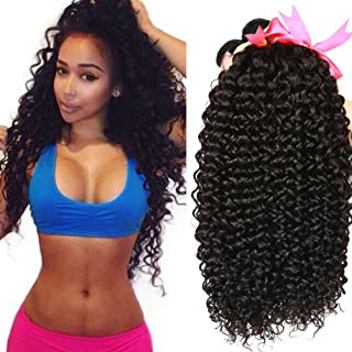Best natural looking curly weave Reviews