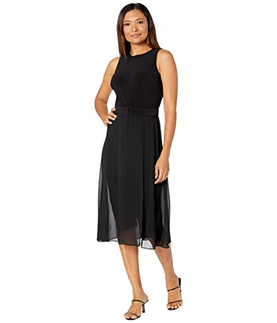 LAUREN Ralph Lauren Ollie Jumpsuit (Black) Women