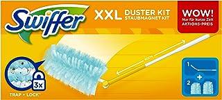 Swiffer Staubmagnet XXL Set, 1 Griff plus 2 Staubmagnet Tücher, 1er Pack (1 x 1 Stück)