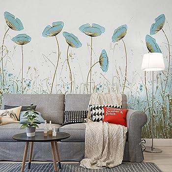 Carta Da Parati Muro 3d Elegante Cinese Nordico Ikea Foresta Di Bambu Tv Wall Fotomurali Murale 3d Moderni Amazon It Fai Da Te