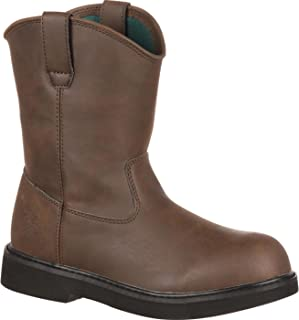 Georgia Boot Kids' G100 Mid Calf Boot