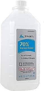 Swan Isoprophyl Alcohol, 70% 16 oz
