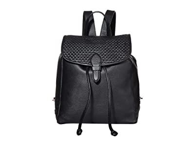 Cole Haan Bethany Backpack (Black) Backpack Bags
