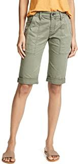 Hudson womens THE LEVERAGE MIDRISE CARGO SHORT Cargo Shorts